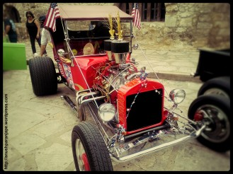 An eclectic collection of rare and interesting automobiles from the early years