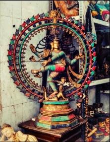 Symbolism of dancing Shiva