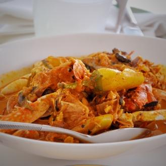 Mouth watering Srilankan Crab