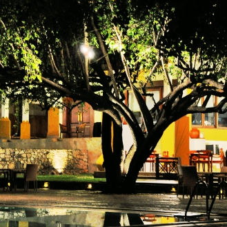 Amaya pool side